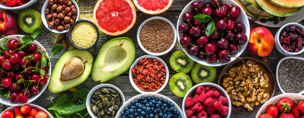 Proper Nutrition Can Reduce Pain and Inflammation